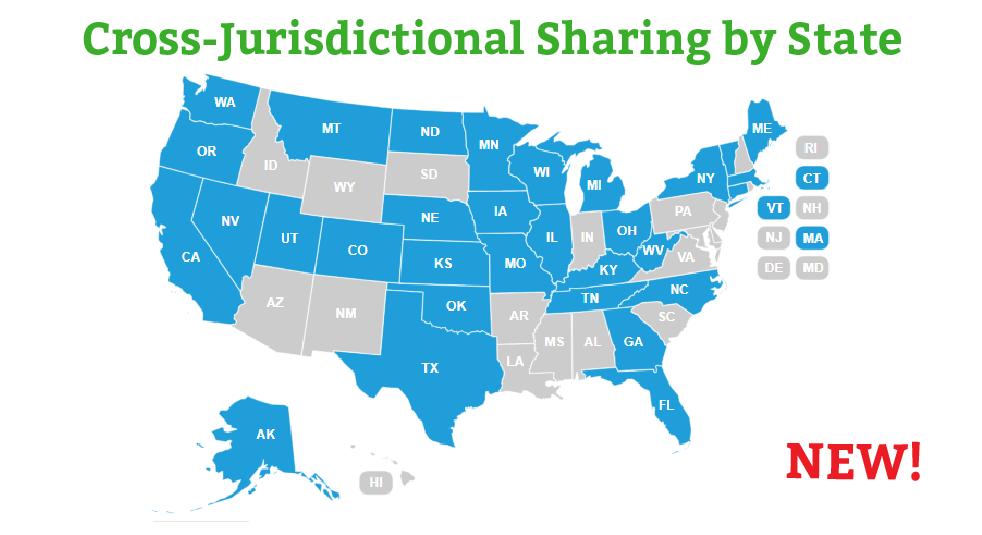 CJS by State
